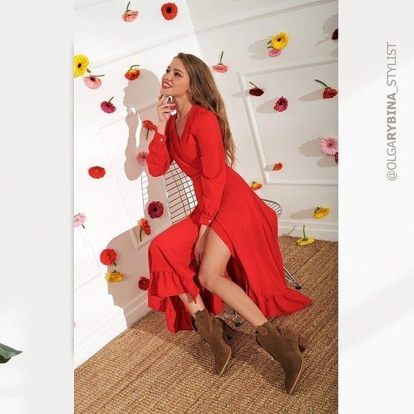 платья 2019